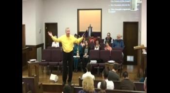 2 Corinthians Chapter 2 March 4, 2012