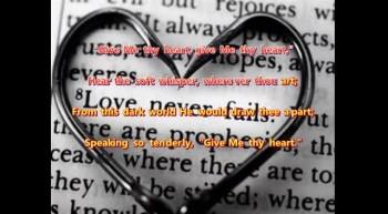 Give Me Thy Heart