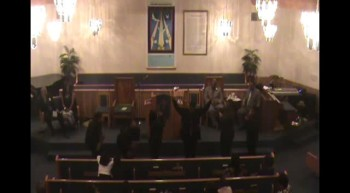 Progressive Baptist Church Steppers