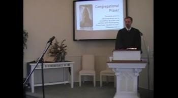 First Presbyterian Church Service, 3/18/2012. Perkasie, PA. Rev. R. Scott MacLaren
