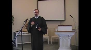 """Business Ethics 101,"" Rev. R. Scott MacLaren, 3/18/2012"