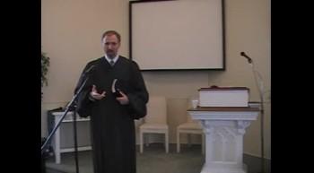 First Presbyterian Church Svc., 3/18/2012. Rev. R. Scott MacLaren