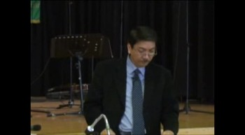 Pastor Preaching - March 18, 2012