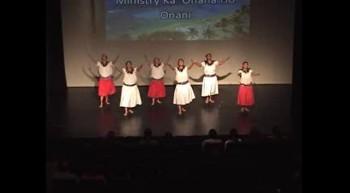 Island Celebration - Saddleback Hula Ministry