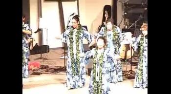 Akua Praise - Ukulele Mele Praisers and Hula Dance Team - Worthy is the Lamb