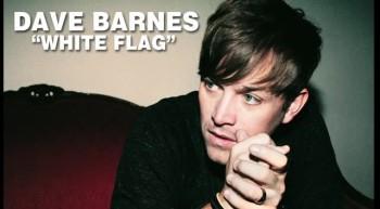 Dave Barnes - White Flag (audio)