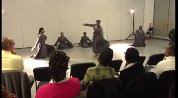Dance Ministry Institute-Anointing Fall on Me/All Honor