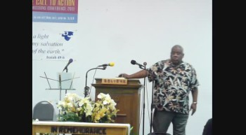 LIVING VICTORIOUSLY OVER FEAR PART 1 Pastor James Anderson March 6 2012e