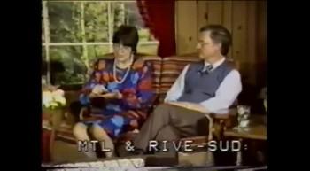 Peter & Elysabeth Folgin - Chine - Juin 1989