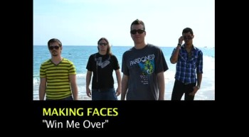 WIN ME OVER by Making Faces (Lyric Video)