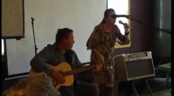 Glory, Glory Hallelujah~Crystal Lewis & Brian Ray (Her husband)