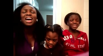 """""""MOUNT ZION"""" The COX sisters (Helen Baylor)"""