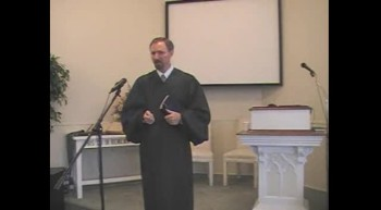 """""""Money Politics, Money Religion"""" Rev. R. Scott MacLaren, First OPC Perkasie PA"""