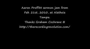 1 Peter 2:9 - Aaron Proffitt Sermon Jam