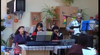 Аз ще пея - Християнска Църква - Сион - кв.Аспарухово - гр.Варна