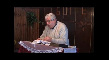 Пастор  Фахри  Тахиров  -  Който казва , че пребъдва в Него , сам е длъжен да ходи , както Е ходил Христос