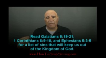 What you don't know about sin can kill you in the end