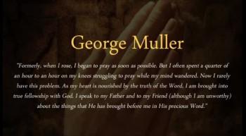 The Prayer Motivator Minute #208