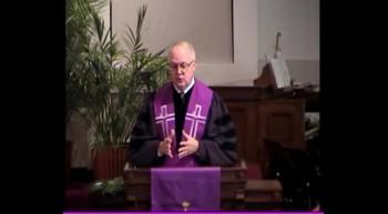 Thoburn United Methodist Church April 1, 2012 Sermon