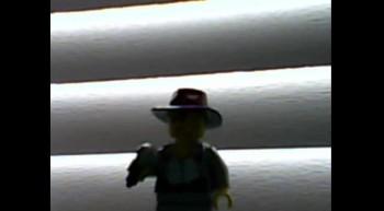 lego cotton eye joe music video