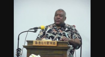 LIVING VICTORIOUSLY OVER FEAR PART 1 Pastor James Anderson March 6 2012d
