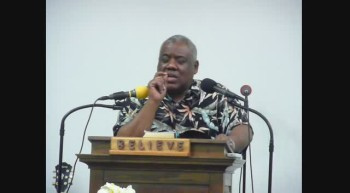 LIVING VICTORIOUSLY OVER FEAR PART 1 Pastor James Anderson March 6 2012b