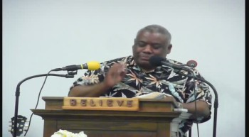 LIVING VICTORIOUSLY OVER FEAR PART 1 Pastor James Anderson March 6 2012c
