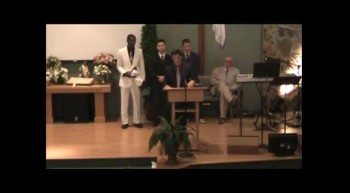 Garrett Gingerich...Loving Hands Ministries at Bayshore Mennonite Church in Sarasota, FL