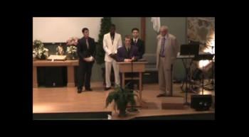 Joe Hamblen...Loving Hands Ministries at Bayshore Mennonite Church in Sarasota, FL