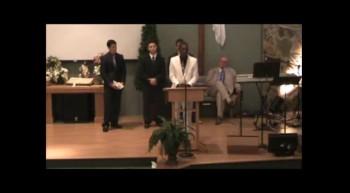 Josh Williams...Loving Hands Ministries at Bayshore Mennonite Church in Sarasota, FL