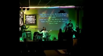 Take Me In - Kutless cover 3-25-12