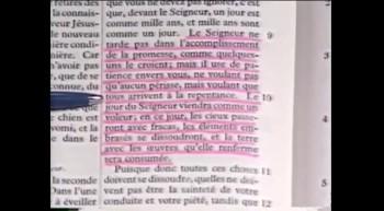 Fernand Saint-Louis - Notre vraie identification