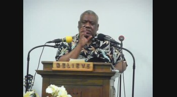 LIVING VICTORIOUSLY OVER FEAR PART 1 Pastor James Anderson March 6 2012a
