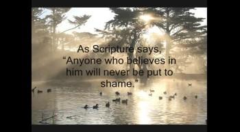 Accepting Jesus' Amazing Love - Salvation Canon