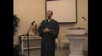 First Presbyterian Church Good Friday Svc, 4/06/2012. Rev. R. Scott MacLaren