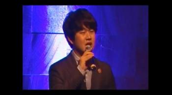 Homeless Korean Boy Sings Powerful Amazing Grace