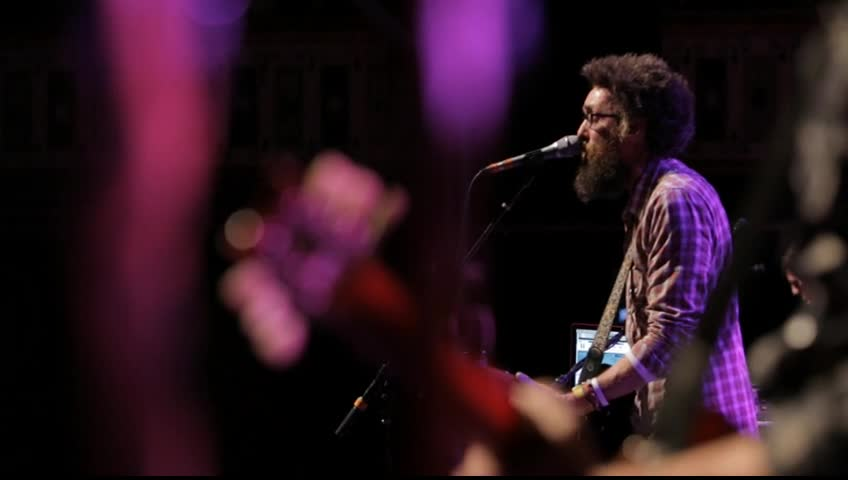 David Crowder*Band - Let Me Feel You Shine (Official Music Video)