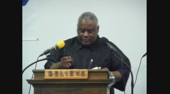 LIVING VICTORIOUSLY OVER FEAR PART 2 Pastor James Anderson March 13 2012b