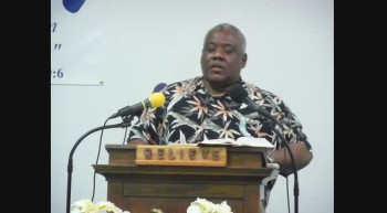 LIVING VICTORIOUSLY OVER FEAR PART 3 Pastor James Anderson March 20 2012d