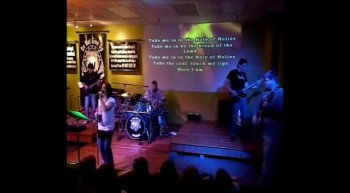 Take Me In - Kutless cover 4-6-12