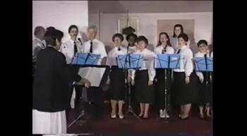 Chorale Estrie de Joie - Nous venons dans ta maison