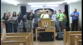 THE CARTER FAMILY SINGING AT VICTORY FAITH CENTER HOLINESS CHURCH IN SPARTANBURG SC APRIL 7 2012 OUR GOD PRAISE THE LORD FOR THESE TEENS PRAISING THE LORD.