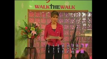 Walk the Walk with Ramona Wink-Tell me the Story of Jesus! - 4-11-2012