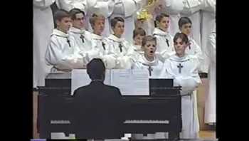 Funny!  Choir Boys Perform
