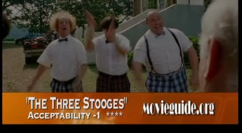 THE THREE STOOGES review