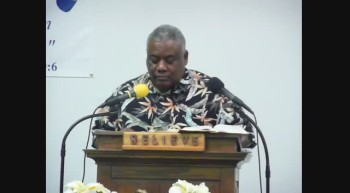 LIVING VICTORIOUSLY OVER FEAR PART 3 Pastor James Anderson March 20 2012c