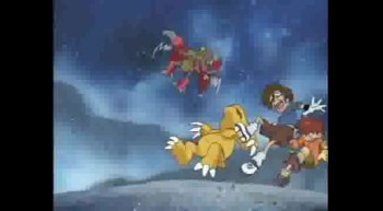 Digimon Adventure - Season 1 - Episode 3
