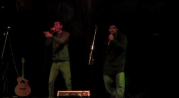 Performance with Minister Chris McDaniels @ Cobalt Cafe (Youth Oriented)