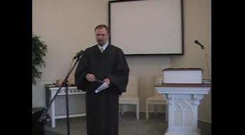 """Sermon: """"The Church Militant,"""" Rev. R. Scott MacLaren, First OPC Perkasie PA"""