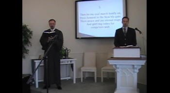 """Congregational Hymn: """"Stand Up, My Soul,"""" Trinity Hymnal, First OPC Perkasie, PA MacLaren"""